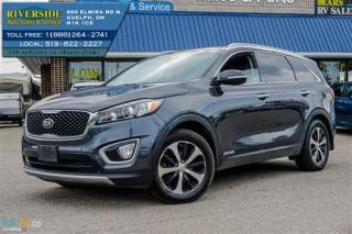Used 2017 Kia Sorento EX for sale in Guelph, ON