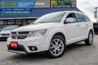 Used 2018 Dodge Journey GT for sale in Guelph, ON