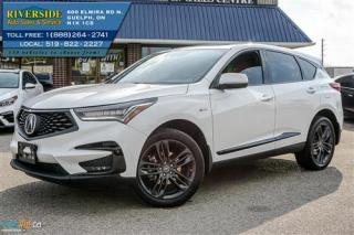Used 2020 Acura RDX A-Spec for sale in Guelph, ON
