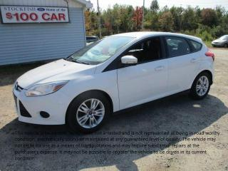 Used 2014 Ford Focus SE for sale in North Bay, ON