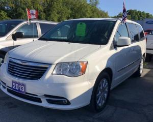 Used 2013 Chrysler Town & Country TOURING for sale in Brockville, ON