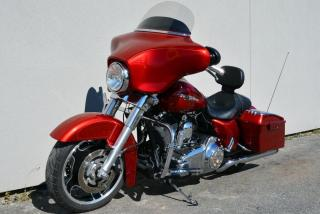 Used 2012 Harley-Davidson Street Glide FLHX for sale in Vancouver, BC
