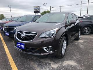 New 2020 Buick Envision Preferred for sale in Napanee, ON