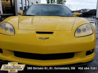 Used 2009 Chevrolet Corvette Z06  - Low Mileage for sale in St Catharines, ON