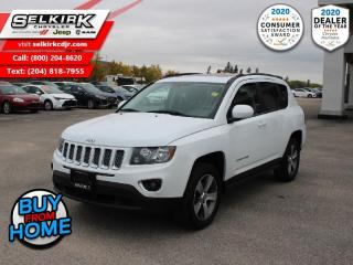 Used 2017 Jeep Compass High Altitude -  Siriusxm -  Power Sunroof for sale in Selkirk, MB