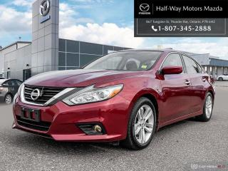 Used 2016 Nissan Altima 2.5 SV for sale in Thunder Bay, ON