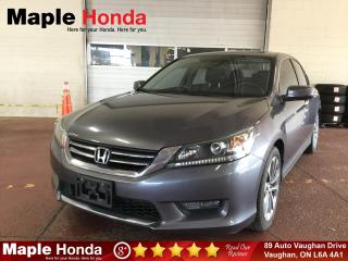 Used 2015 Honda Accord Sport| Backup Cam| Sunroof| Tint| for sale in Vaughan, ON