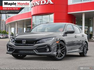 New 2020 Honda Civic Sport Touring for sale in Vaughan, ON
