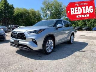 New 2020 Toyota Highlander LTD AWD 6CY Limited for sale in Mississauga, ON