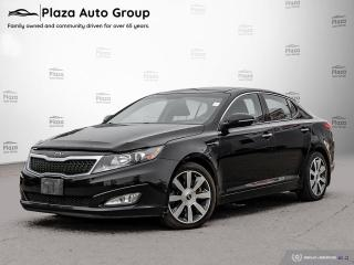 Used 2013 Kia Optima EX Luxury | NAV | PANO | LIFETIME ENGINE WARRANTY for sale in Bolton, ON