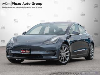 Used 2018 Tesla Model 3 LONG RANGE WITH AUTO PILOT for sale in Bolton, ON