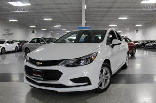 Used 2017 Chevrolet Cruze LT I NO ACCIDENTS I REAR CAM I REMOTE START I HEATED SEATS for sale in Mississauga, ON