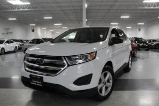Used 2016 Ford Edge SE NO ACCIDENTS I REAR CAM I PUSH START I KEYLESS ENTRY I BT for sale in Mississauga, ON