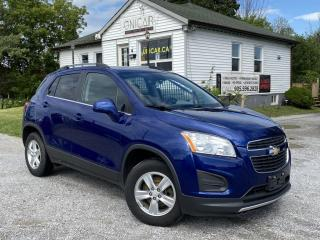 Used 2013 Chevrolet Trax No Accidents LOW KMS  AWD 2LT Leather Backup cam Bluetooth for sale in Sutton, ON