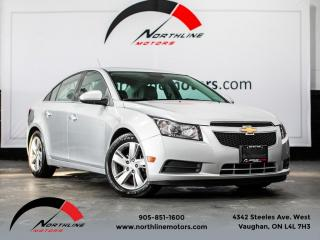 Used 2014 Chevrolet Cruze Diesel|Backup Camera|Heated Leather|Bluetooth for sale in Vaughan, ON