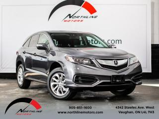 Used 2017 Acura RDX Tech Pkg|Navigation|Blindspot|Lane Keeping Assist|Camera for sale in Vaughan, ON