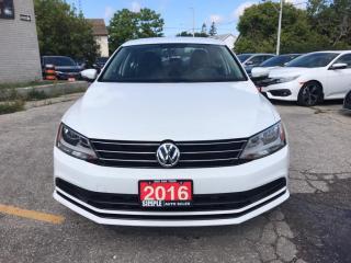 Used 2016 Volkswagen Jetta Sedan 4dr 1.4 TSI Auto for sale in Barrie, ON