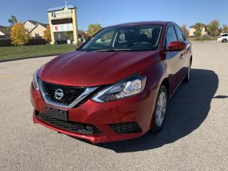 Used 2019 Nissan Sentra SV CVT for sale in Winnipeg, MB