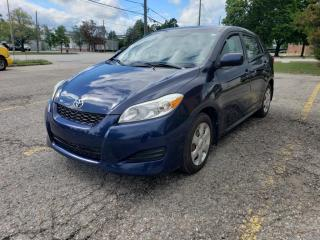 Used 2009 Toyota Matrix XR | AUTO|ACCIDENT FREE|CLEAN CARFAX|CERTIFIED|WARRANTY for sale in Richmond Hill, ON