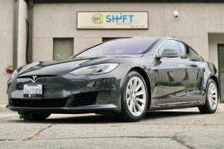 Used 2016 Tesla Model S 75D AUTOPILOT, SUB 0, CARFAX CLEAN for sale in Burlington, ON