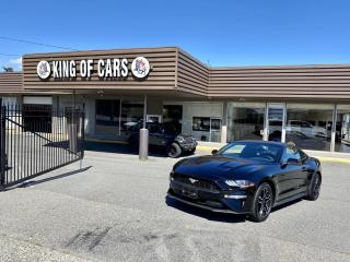 Used 2020 Ford Mustang ECOBOOST COUPE for sale in Langley, BC