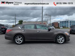 Used 2013 Nissan Altima 2.5  - Bluetooth for sale in Ottawa, ON