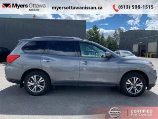 Used 2018 Nissan Pathfinder 4x4 SL Premium  - Leather Seats - $193 B/W for sale in Ottawa, ON
