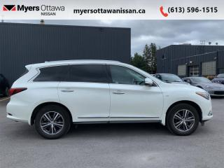 Used 2017 Infiniti QX60 Base  - Leather Seats -  Heated Seats - $202 B/W for sale in Ottawa, ON