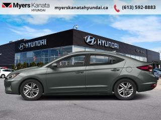 New 2020 Hyundai Elantra Preferred IVT  - $122 B/W for sale in Kanata, ON