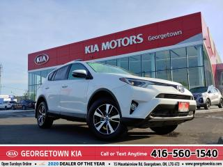 Used 2016 Toyota RAV4 XLE | AWD| ROOF| BTOOTH | BU CAM | HTD SEATS | 74K for sale in Georgetown, ON