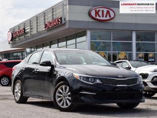 Used 2016 Kia Optima Leather|PanoRoof|BackupCam| for sale in Markham, ON