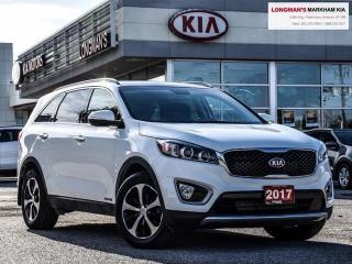 Used 2017 Kia Sorento 46K's 7Pass EX+ V6 PanoRoof  for sale in Markham, ON