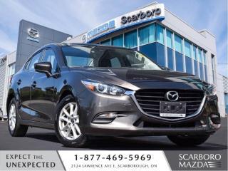 Used 2017 Mazda MAZDA3 1.5%@FINANCE|CPO|GS|BLIND SPOT MONITORING for sale in Scarborough, ON