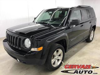 Used 2015 Jeep Patriot High Altitude 4x4 MAGS CUIR TOIT OUVRANT for sale in Shawinigan, QC
