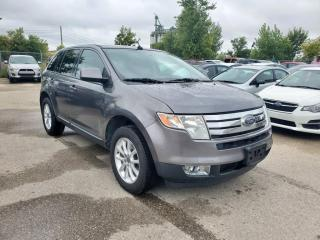 Used 2010 Ford Edge 4dr SEL AWD Parking Sensors for sale in Winnipeg, MB