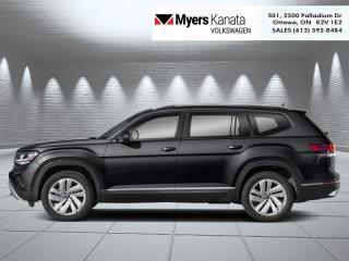 New 2021 Volkswagen Atlas Execline 3.6 FSI for sale in Kanata, ON