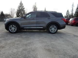 New 2021 Ford Explorer XLT for sale in Peterborough, ON