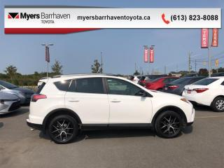 Used 2017 Toyota RAV4 AWD SE  - Navigation -  Sunroof - $169 B/W for sale in Ottawa, ON