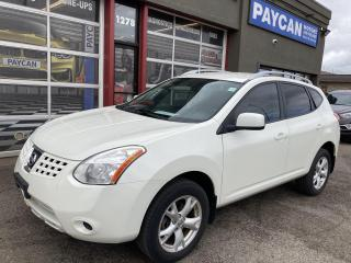 Used 2009 Nissan Rogue SL for sale in Kitchener, ON
