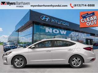 New 2020 Hyundai Elantra Preferred IVT  - Android Auto - $122 B/W for sale in Nepean, ON
