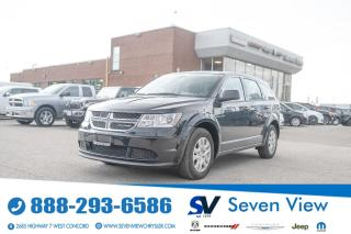 Used 2019 Dodge Journey CVP LIKE NEW/ONLY 5000 KMS for sale in Concord, ON