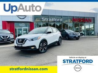 New 2020 Nissan Kicks SV for sale in Stratford, ON
