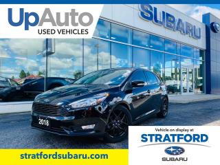 Used 2018 Ford Focus SEL for sale in Stratford, ON