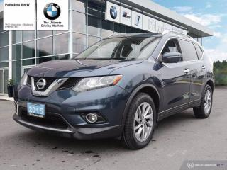Used 2015 Nissan Rogue SL - AWD, LEATHER, NAVIGATION , TOP SAFETY PICK for sale in Sudbury, ON