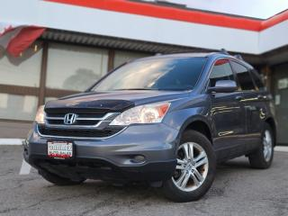 Used 2011 Honda CR-V EX-L NAVI | Leather | Backup Camera | Sunroof for sale in Waterloo, ON