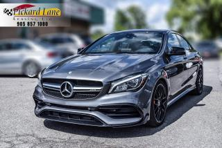 Used 2017 Mercedes-Benz AMG CLA 45 for sale in Bolton, ON