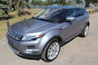 Used 2013 Land Rover Evoque Pure LEATHER SUNROOF AWD for sale in Regina, SK
