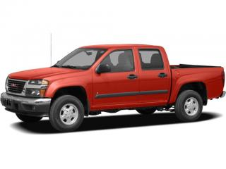 Used 2009 GMC Canyon SLE for sale in Brandon, MB