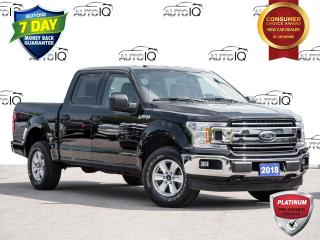 Used 2018 Ford F-150 XLT 2.7 L Eco Boost | Super Crew | Trailer Tow Package for sale in St Catharines, ON