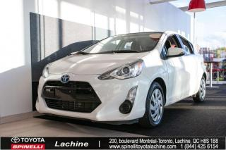 Used 2015 Toyota Prius c Technology for sale in Lachine, QC